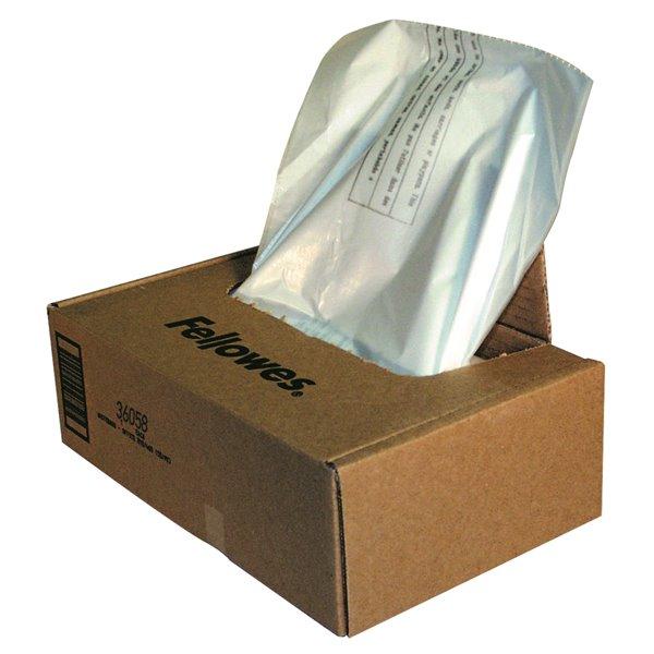 Bags / Sacks Fellowes Shredder Bags 110-130litres