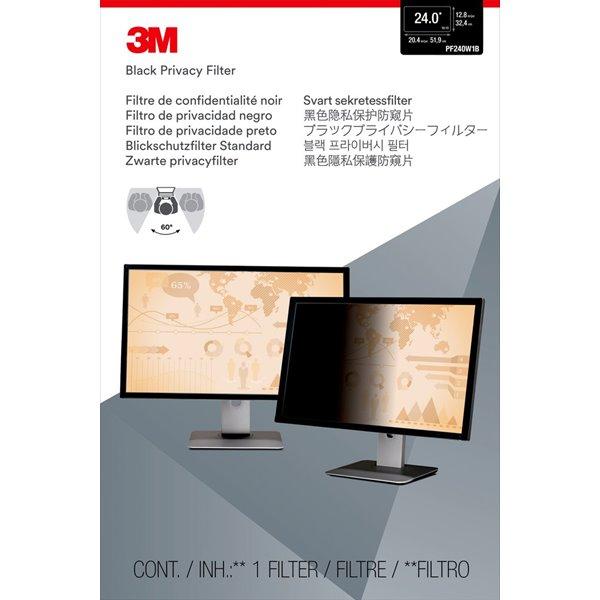 Desktop 3M PF24.0W Desktop Privacy Filter