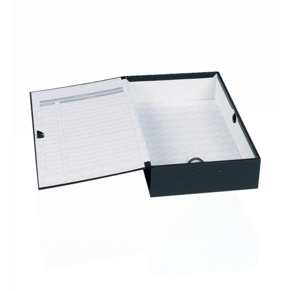 Concord Centurion Box File Foolcap Cloud PK10