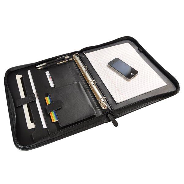 Conference Folders Monolith Folio Case Zipped
