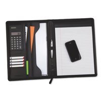 Conference Folders Monolith Conference Folder A4 with Calculator