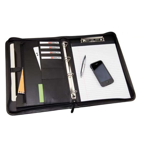Conference Folders Monolith Conference Folder and Pad Clip A4