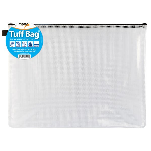Tiger Tuff Bag A3