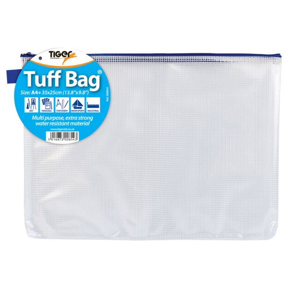 Tiger Tuff Bag A4 Plus
