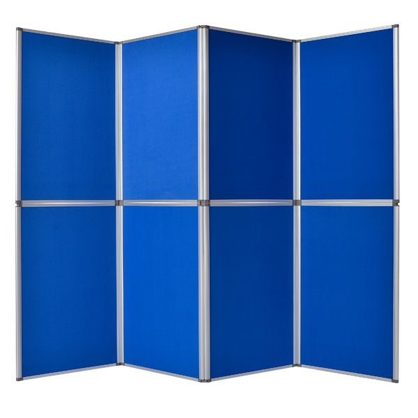 Display Panels Bi-Office 8 Panel Gallery Exhibition System