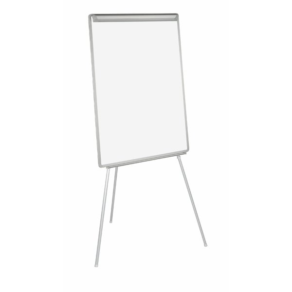 Bi-Office Easy Magnetic Tripod Easel Grey A1