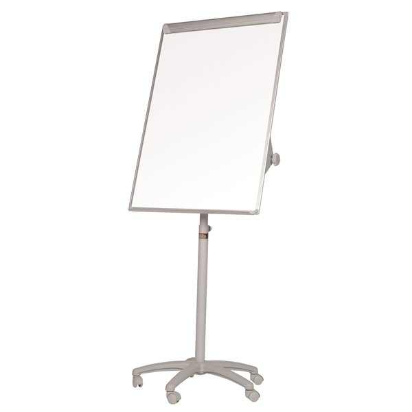 Bi-Office Vanguard Grey Mobile Easel Euro