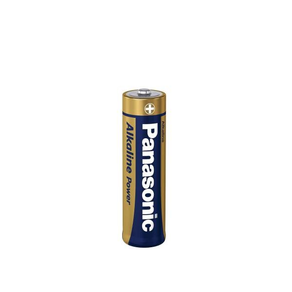 Panasonic AA Bronze Power Batteries (Pack 4)