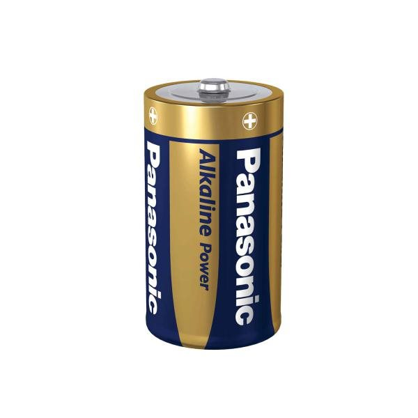 D Panasonic D Bronze Power Batteries (Pack 2)