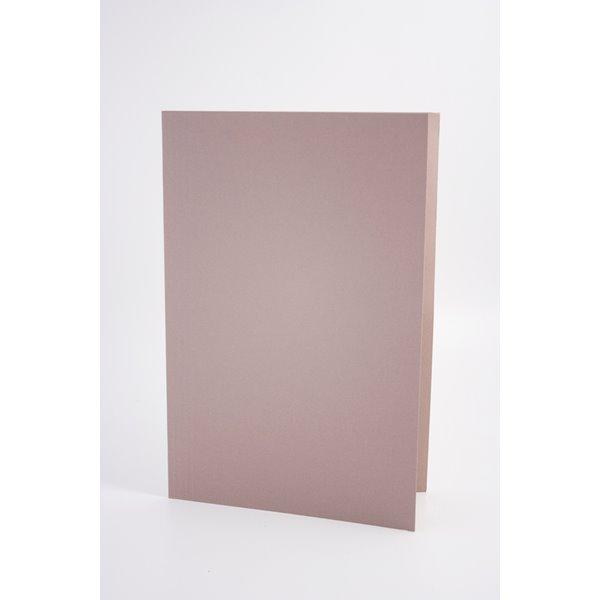Guildhall Square Cut Folders 250g Foolscap Buff PK100