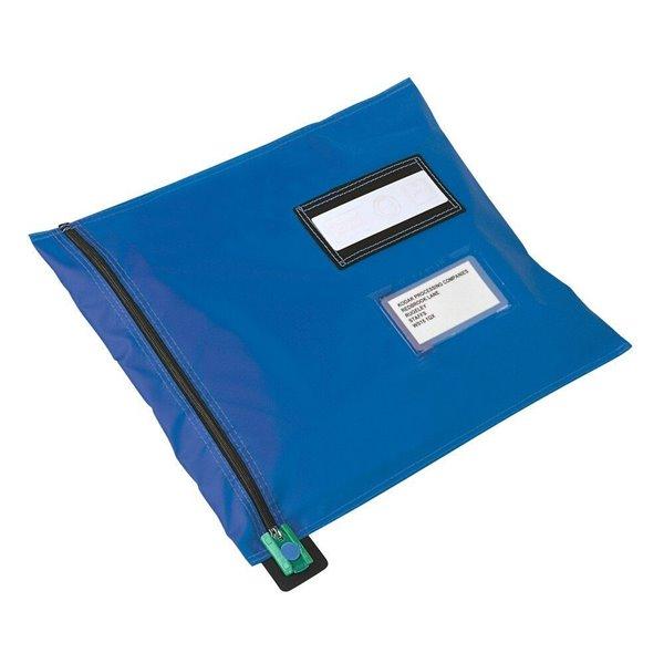 Bags Versapak Flat Mail Pouch Small Blue