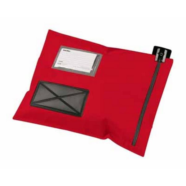 Bags Versapak Flat Mail Pouch Small Red