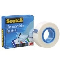 Scotch Magic Removable Tape 19mmx33m