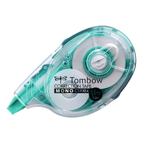 Tombow Correction tape MONO YXE4 4.2mm x 16m refillable PK1
