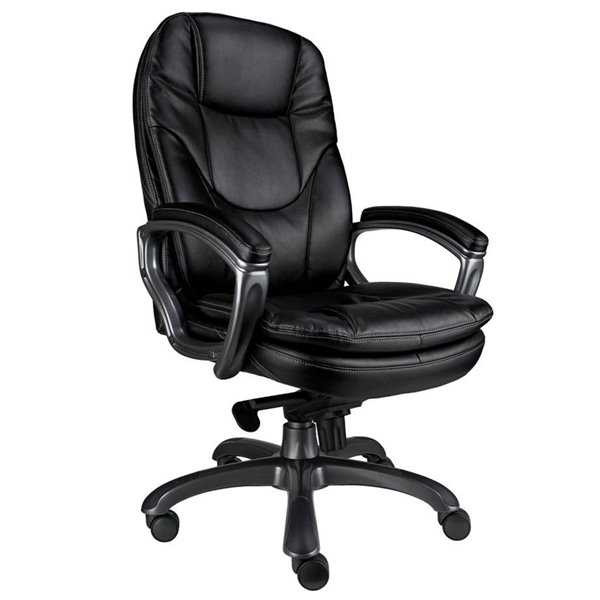 Executive Chairs Kiev Leather Executive Chair Black