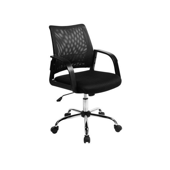 Executive Chairs Calypso Mesh Back Task Operator Armchair Black