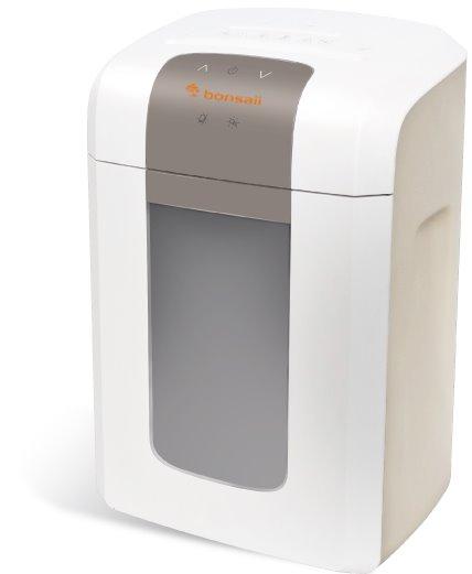 Bonsaii 4S16 Micro Cut Shredder 16L White