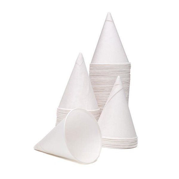 Value 4oz Water Cones (Pack 5000)