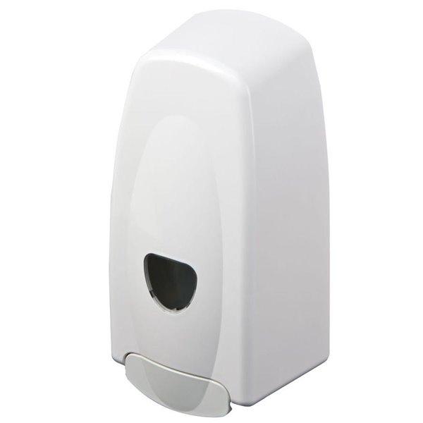 Value White Bulk Fill Soap Dispenser