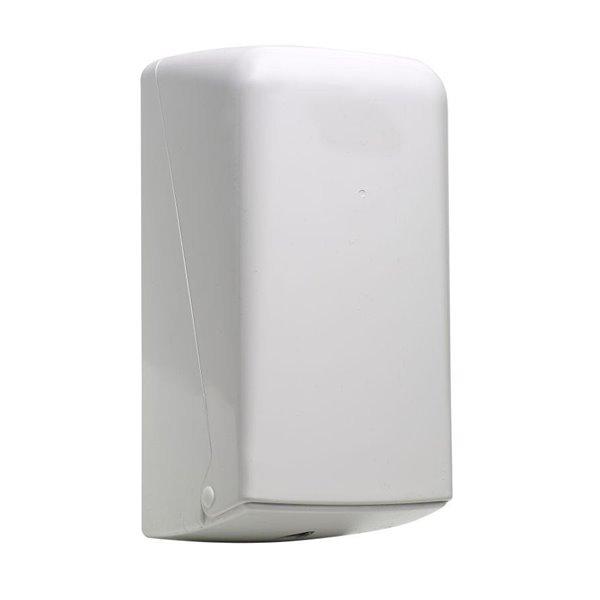Hand Towels & Dispensers Maxima Mini Centrefeed Dispenser White