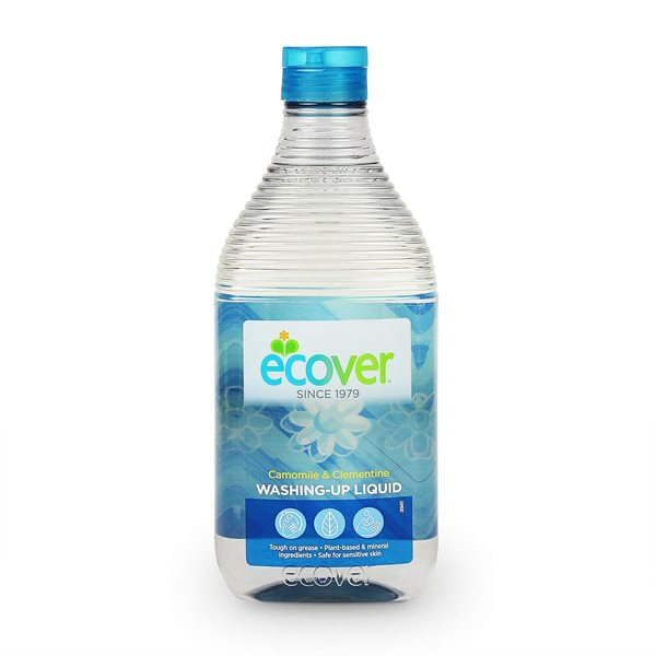 Ecover 450ml Washing up Liquid PK 2