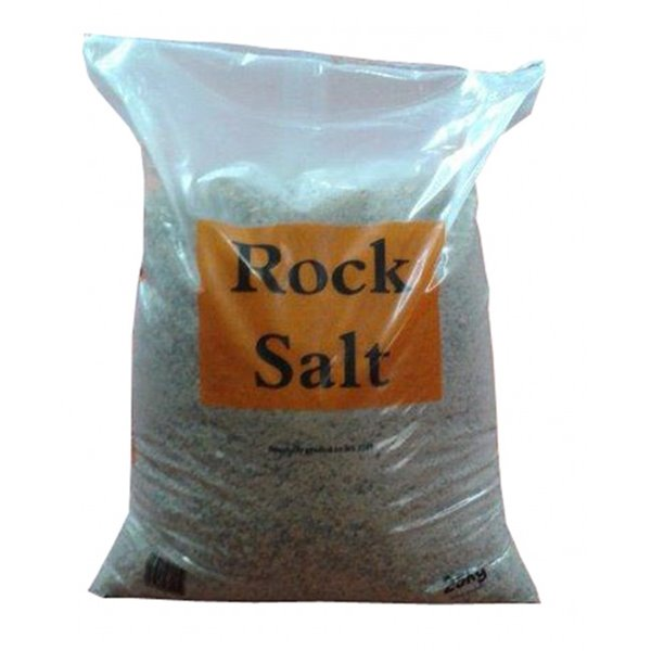 Salt Value 25Kg Bag Brown Salt -