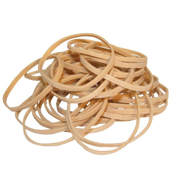Rubber Bands Value Rubber Bands No 14 Natural 454g