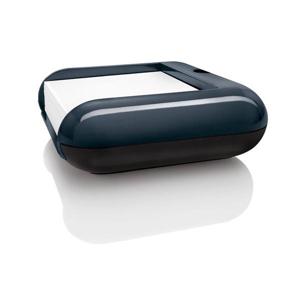 Sigel Sticky Note Box Eyestyle 110x40x110mm Dark Grey