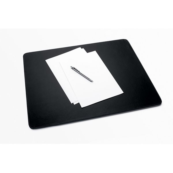 Sigel Desk Pad Eyestyle 600x6x450mm Dark Grey/Black