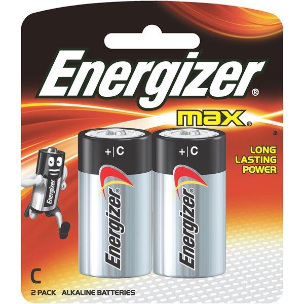C Energizer MAX E93/C PK2