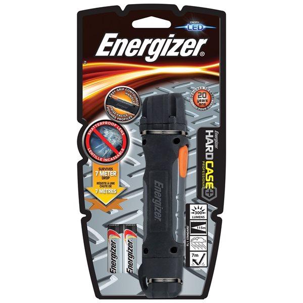 Handheld Energizer Hardcase Pro 2AA Torch