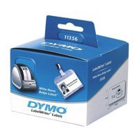 Dymo LabelWriter Small Name Badge Labels WT Removable 41x89