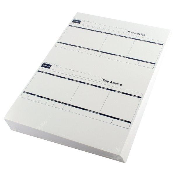 Sage Compatible Laser/Inkjet Standard Payslip BX500
