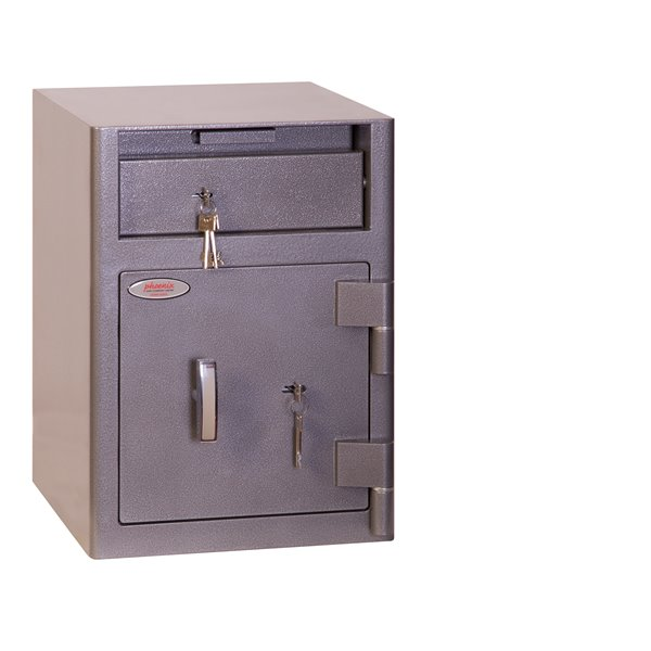 Phoenix Cash Deposit Size 1 Security Safe with Key Lock