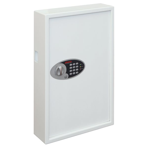 Safes Phoenix Cygnus Key Deposit Safe 144 Hook Electronic Lck