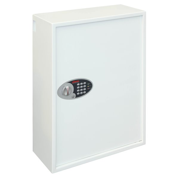 Safes Phoenix Cygnus Key Deposit Safe 700 Hook Electronic Lck