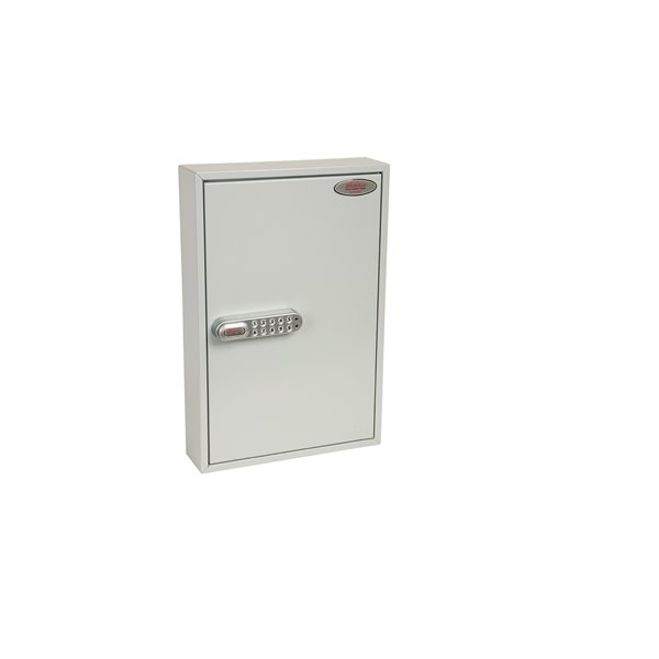Key Cabinets Phoenix Commercial Key Cabinet 64 Hook Electronic Lock.