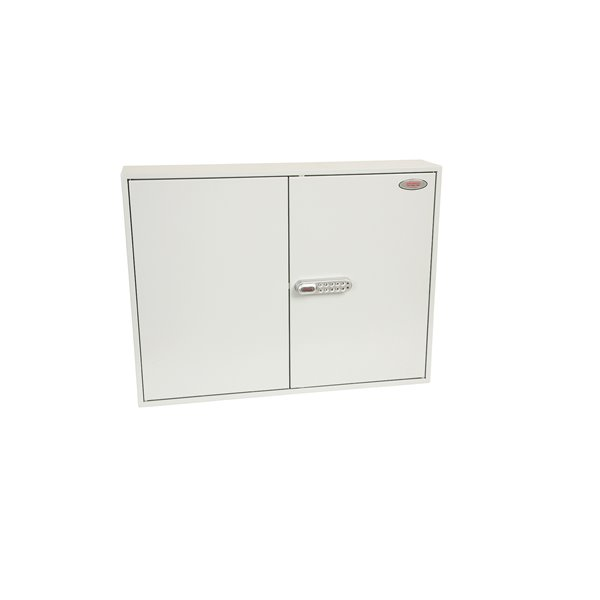 Phoenix Commercial Key Cabinet 400 Hook Electronic Lck.