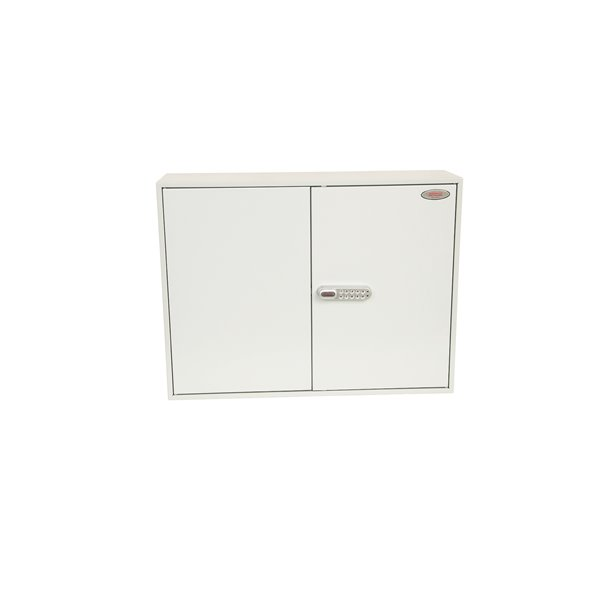 Phoenix Commercial Key Cabinet 600 Hook Electronic Lck.