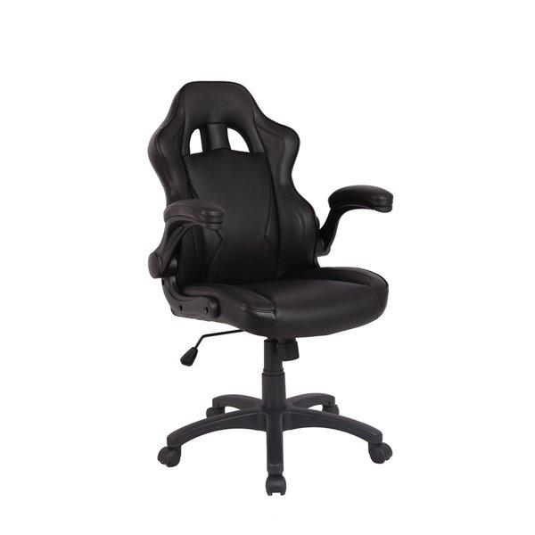 Eliza Tinsley Predator Gaming Style Office Chair Black