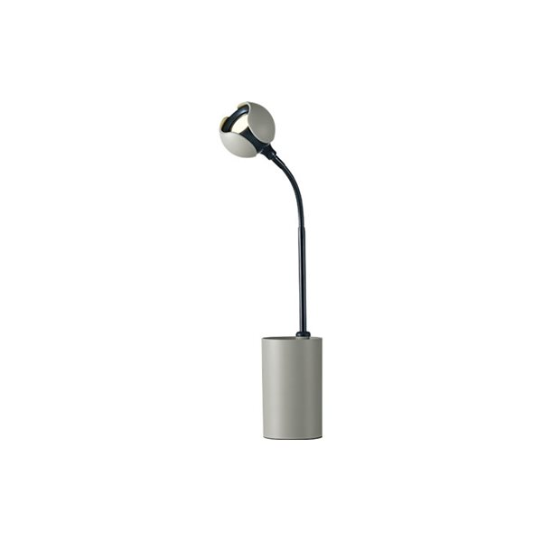 Desk / Table Lights Hansa LED Lamp LED Flower 3W Taupe