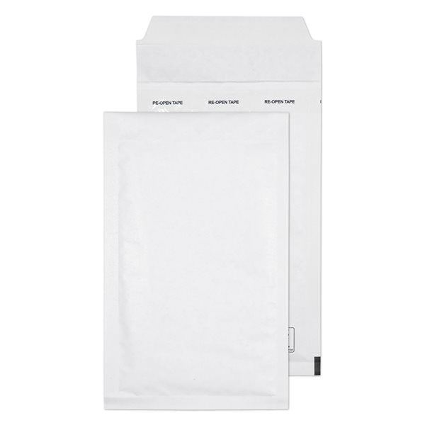 Blake Padded Bubble Pocket P&S White DL 220x120mm PK200
