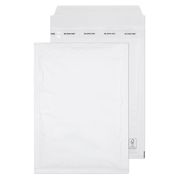 Blake Padded Bubble Pocket P&S White C5 Plus 260x180mm PK100