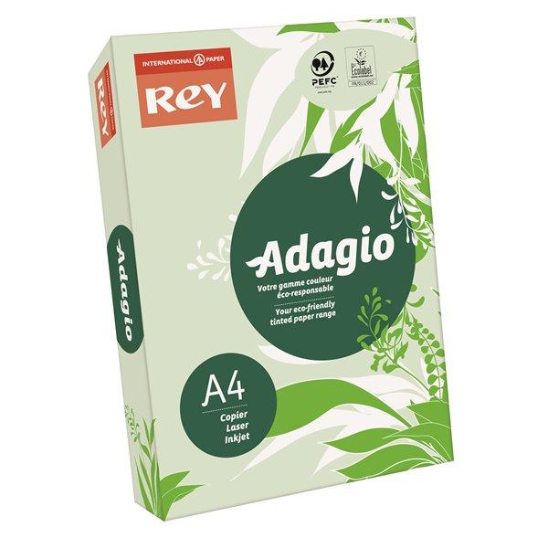 A4 Rey Adagio A4 Card 160gsm Green RM250