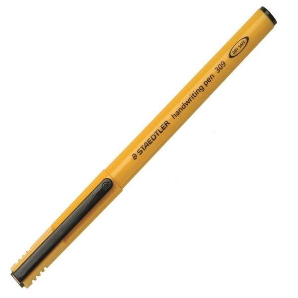 Staedtler Handwriting Pen Black PK10