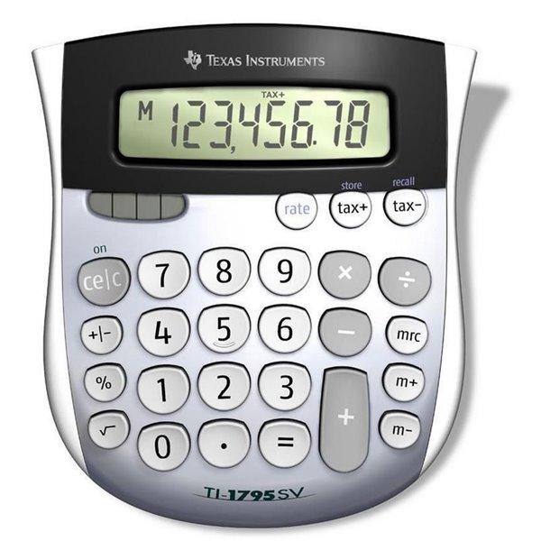 TI-1795 SV Mini Desktop Calculator