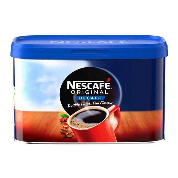 Nescafe Original Decaffeinated 500G