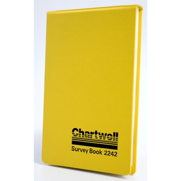 Chartwell Survey Book Weather Resistant 80 Pages