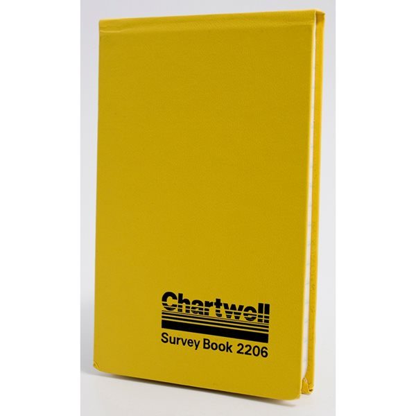Survey Chartwell Field Book Weather Resistant 80 pages 2206Z