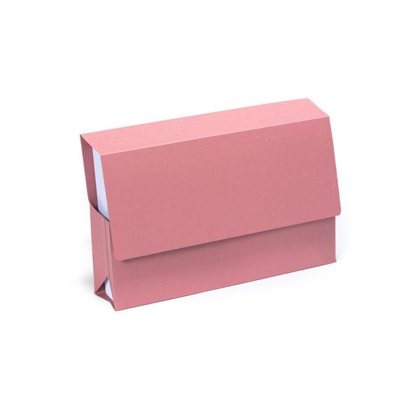 Guildhall Probate Wallet Manilla Foolscap Pink PK25